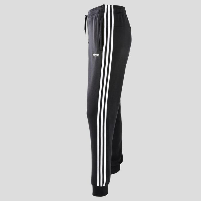 Jogginghose mit 3 Streifen Regular Herren schwarz