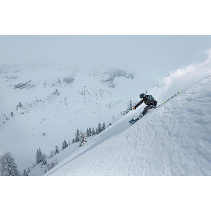Sous-short ski freeride homme ACTIV 900 gris