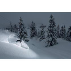 MASQUE DE SKI ET DE SNOWBOARD ADULTE G 940 E TOUS TEMPS BLANC