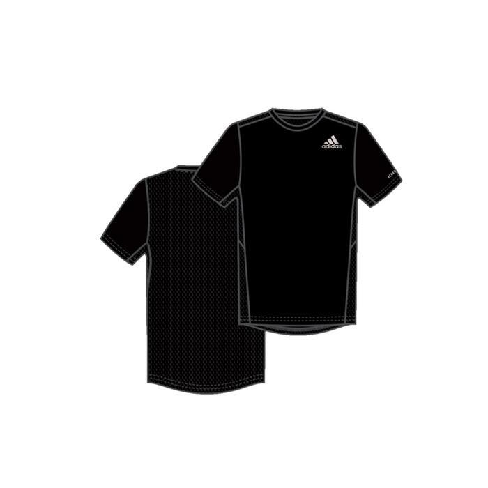 T-shirt Adidas voor cardiofitness training voor heren Douario zwart