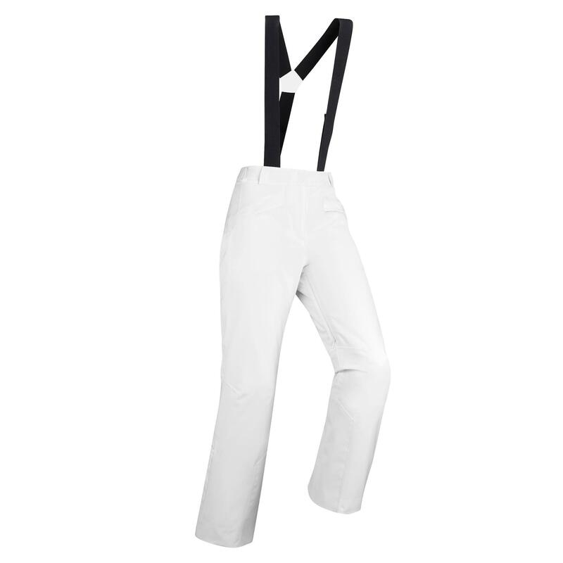 Dámské lyžařské kalhoty 580 bílé