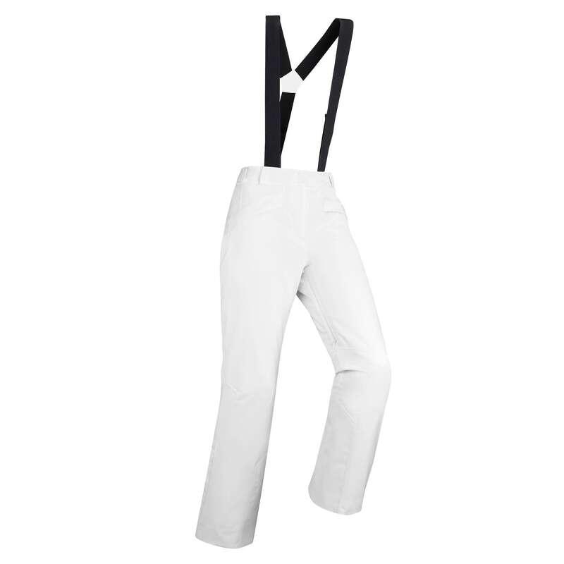 WOMEN ADVANCE ON PIST SKIING EQUIPMENT Descopera Produsele Reduse - Pantalon Schi 580 Damă WED'ZE - COPII