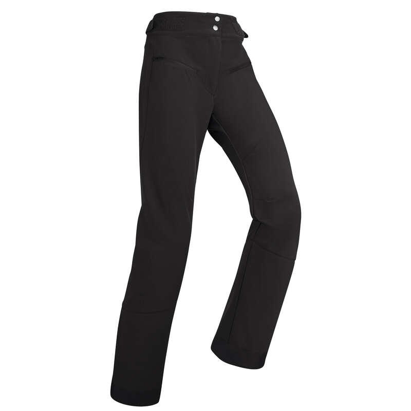 WOMEN ADVANCE ON PIST SKIING EQUIPMENT Schi si Snowboard - Pantalon Schi 500 Damă WED'ZE - Imbracaminte schi femei