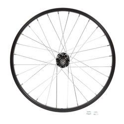"""Roda Dianteira para Bicicleta de Criança 20"""" Preto"""