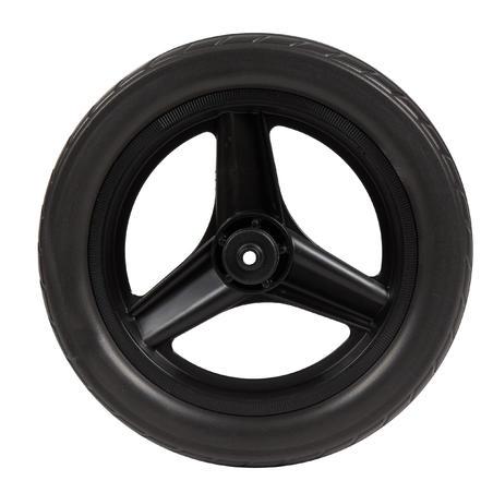 "Wheel 10"" Rear Black & Tyre Black Balance Bike RunRide"