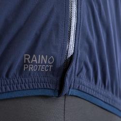 Fietsregenjas RC500 marineblauw