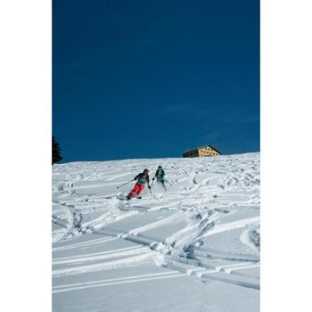 Skiset voor allround freeride FR100 blauw