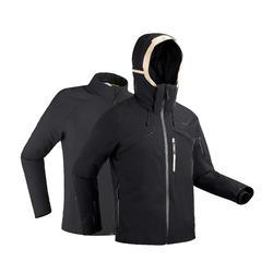 男款雪道滑雪外套980 - 黑色