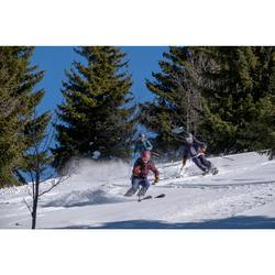 Veste de ski Freeride femme JKT SKI FR500 F Verte