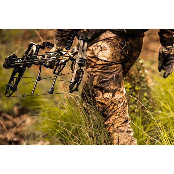 """Flèche chasse arc à poulie 31.5"""" Spine 340 x3"""