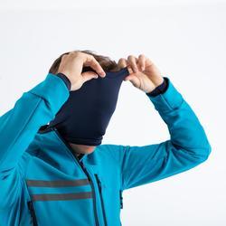 Winterfietsjack RC500 heren zeeblauw