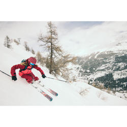 Casque de ski Freeride adulte Carv 700 Mips Rouge