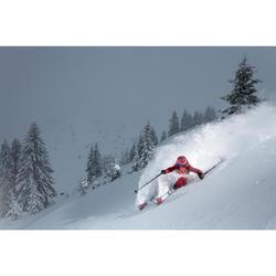 Skiunterziehhose Freeride FR 900 Damen schwarz