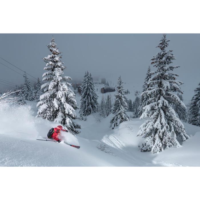 Ondershort voor freeride skiën dames FR900 zwart