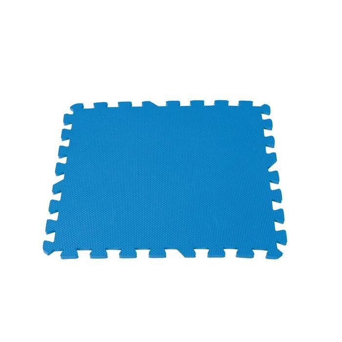 Vloertegels voor opzetzwembaden en opblaasbare zwembaden.