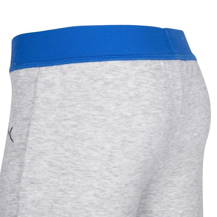 500 Baby Gym Bottoms - Grey/Blue