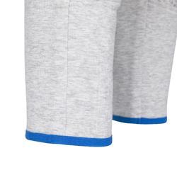 嬰幼兒體能活動長褲500 - 灰色/藍色