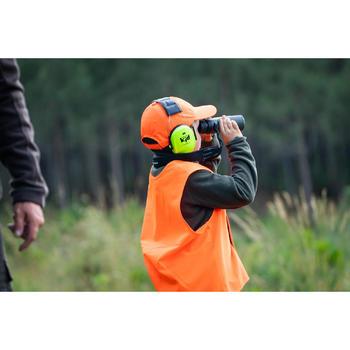 Hesje voor de jacht kinderen oranje