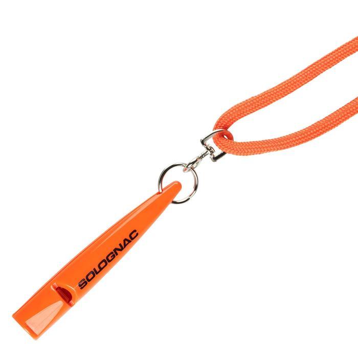 Hundepfeife 500 orange