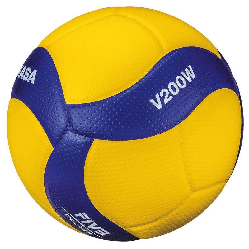 PIŁKI DO SIATKÓWKI Baw się sportem - Piłka siatkowa V200W MIKASA - Baw się sportem