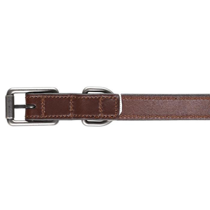 Collar Perro Caza Solognac 900 Cuero
