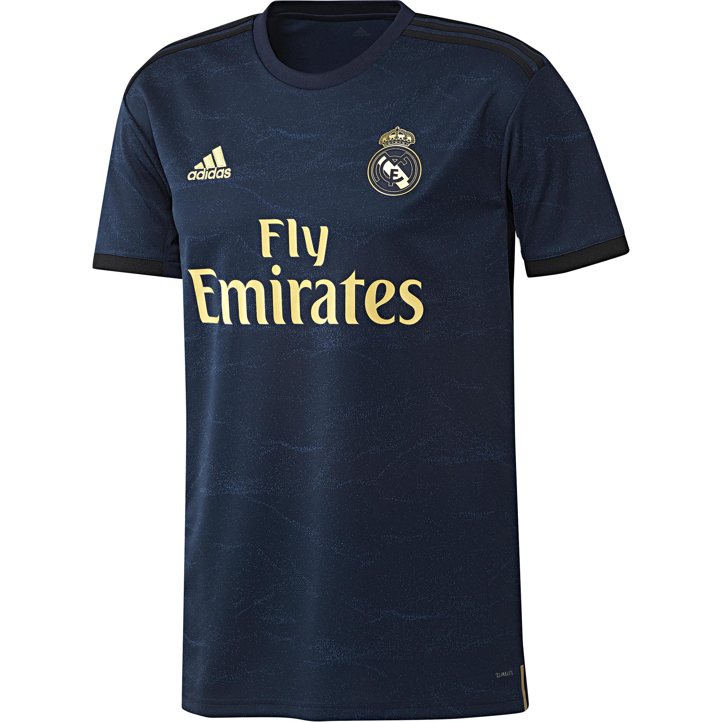 Fußballtrikot Real Madrid Auswärts Erwachsene | Sportbekleidung > Trikots > Fußballtrikots | Adidas