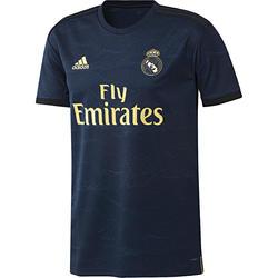 Voetbalshirt Real Madrid uitshirt 19/20 voor kinderen donkerblauw