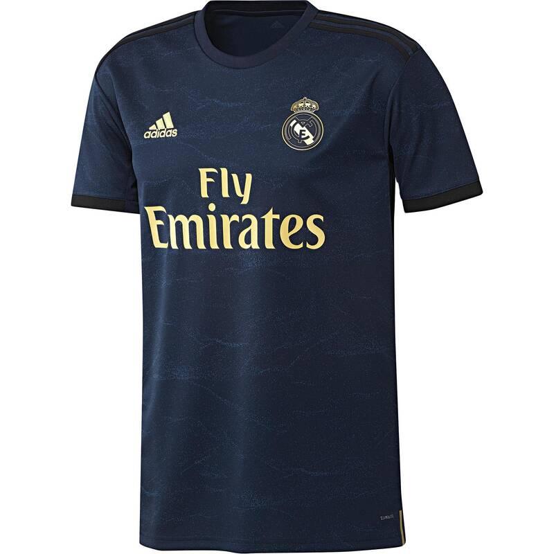 REAL MADRID Fotbal - DĚTSKÝ DRES REAL MADRID AWAY ADIDAS - Fotbalové oblečení
