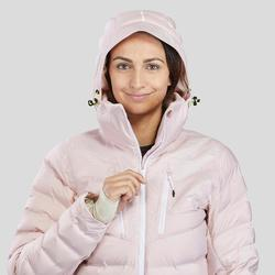 Women's D-Ski Jacket 900 Warm - Pink