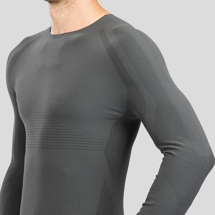 Skiondershirt voor heren 900 X-Breath grijs