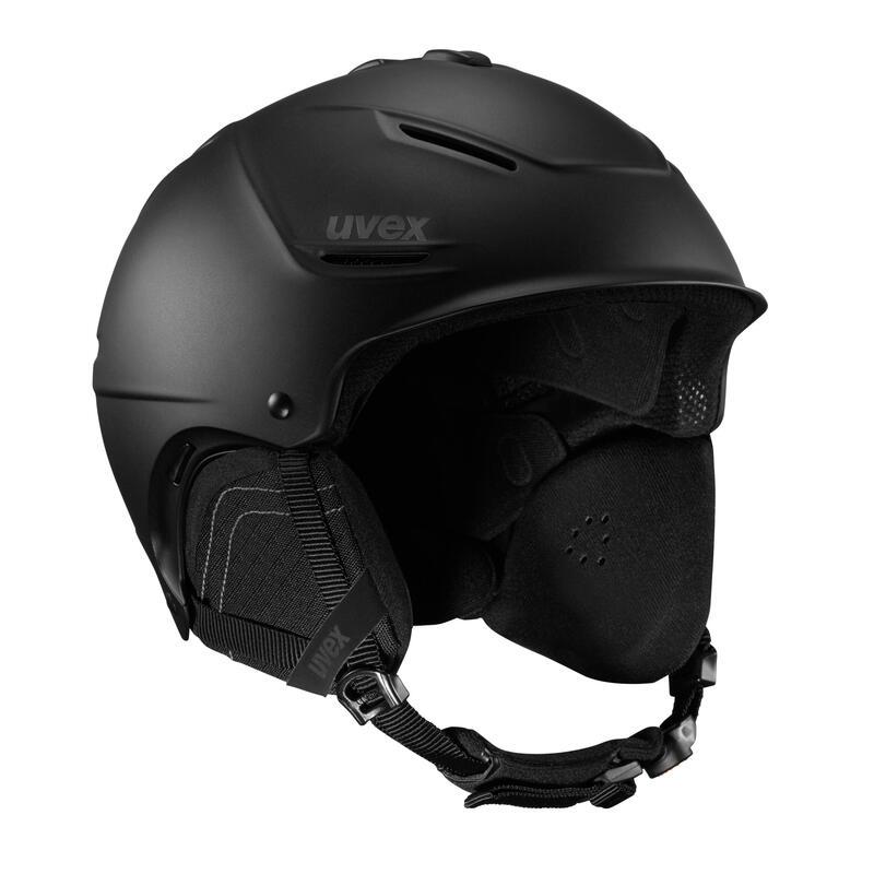 Lyžařská helma P1US 2.0 černá