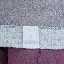 兒童底層滑雪上衣2WARM - 灰色