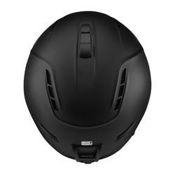 Skihelm voor pisteskiën volwassenen Uvex P1US 2.0 zwart