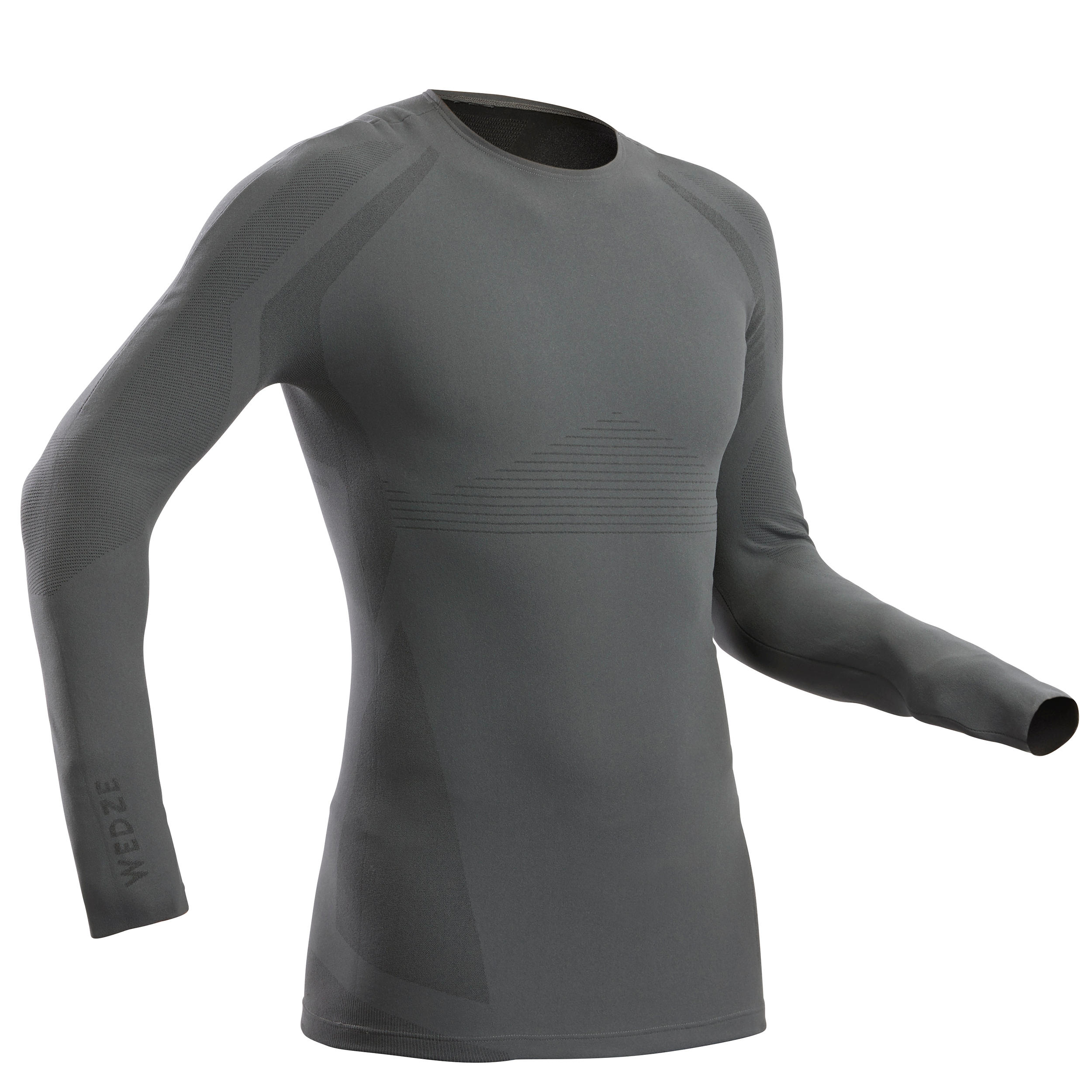 Bluză schi 900 gri bărbați