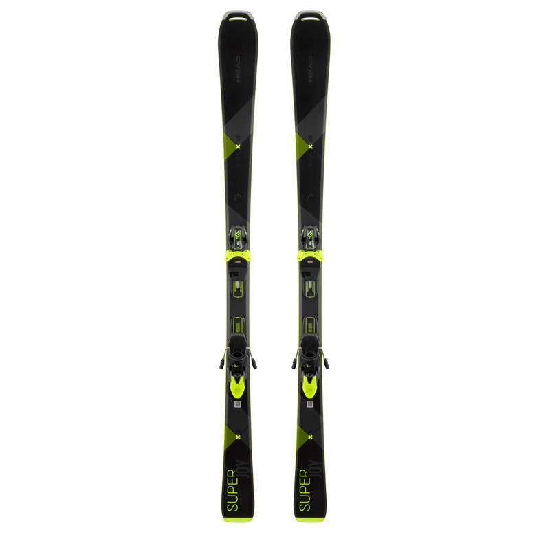 WOMEN'S SKIS OR POLES ADVANCED SKIERS - W ON-PISTE HEAD SUPER JOY HEAD