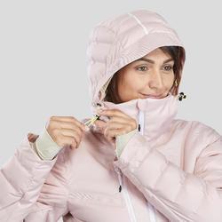 VESTE DE SKI DE PISTE FEMME 900 WARM ROSE