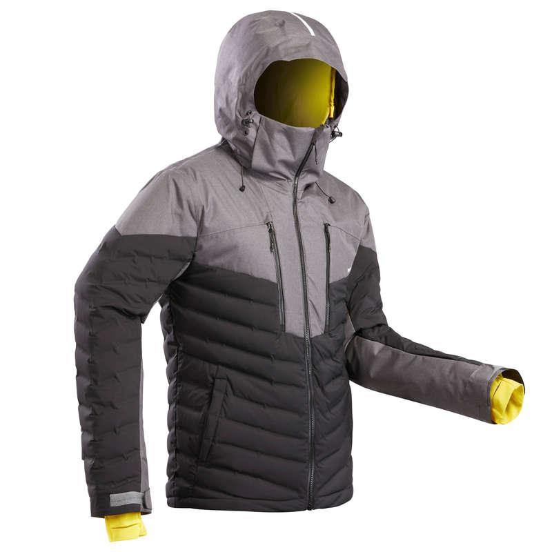 ABBIGLIAMENTO SCI UOMO ESPERTO Sci, Sport Invernali - Giacca sci uomo 900 WARM nera WEDZE - Abbigliamento sci uomo