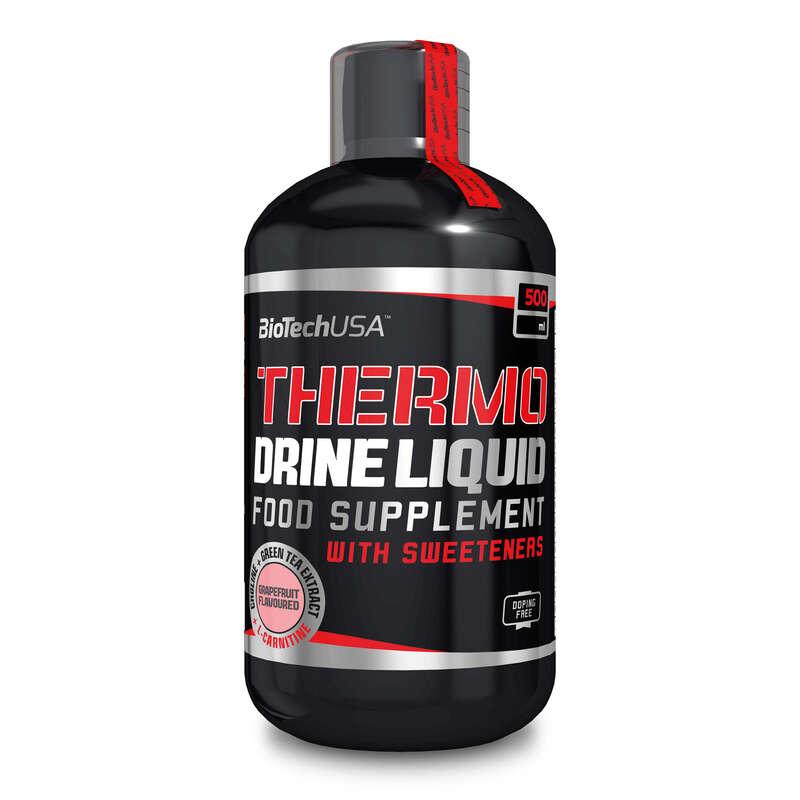 FEHÉRJÉK ÉS ÉTRENDKIEGÉSZÍTŐK Táplálékkiegészítő, sporttáplálkozás - Thermo Drine Liquid 500 ml BIOTECHUSA - Multisport kiegészítők
