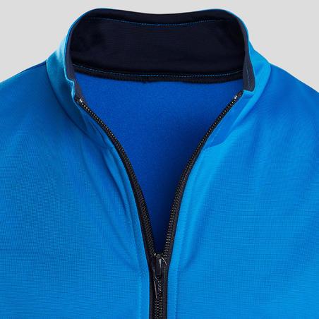 Survêtement GYM'Y chaud, synthétique respirant S500 garçon GYM ENFANT bleu