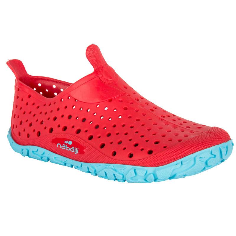 Aquadots Su Ayakkabısı - Çocuk - Kırmızı / Mavi