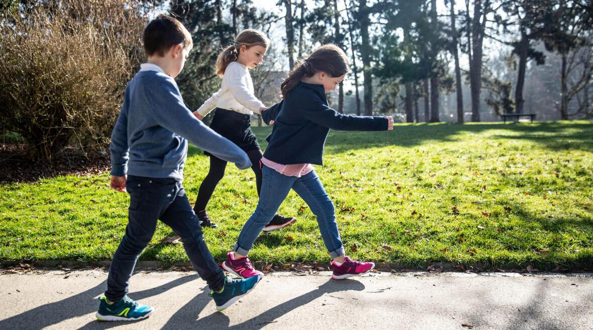 Regresso às aulas : Como escolher o calçado de criança ?