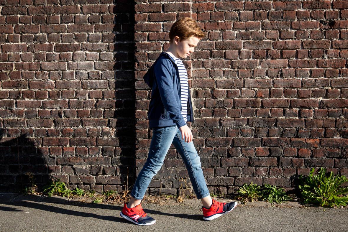 chaussures-enfant-école