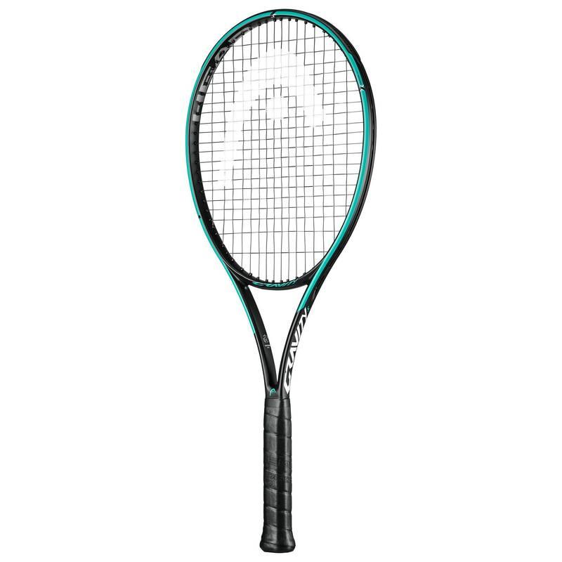 RAKETY PRO POKROČILÉ RAKETOVÉ SPORTY - RAKETA GRAVITY S GRAPHENE 360+ HEAD - Tenis