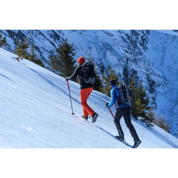 Wanderschuhe Winterwandern SH920 X-Warm wasserdicht Herren