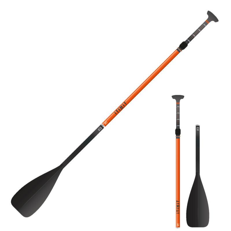 Stand Up Paddle Adjustable Carbon Shaft 150-190 cm - M
