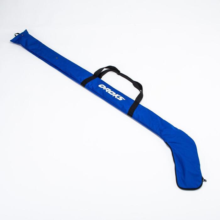 Hockeyschläger-Tasche blau