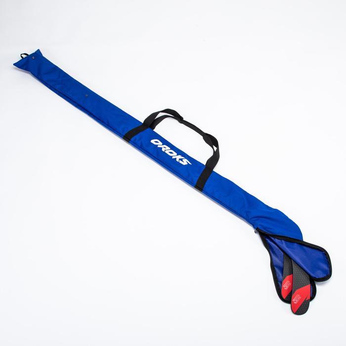 Sticktas voor ijshockey blauw