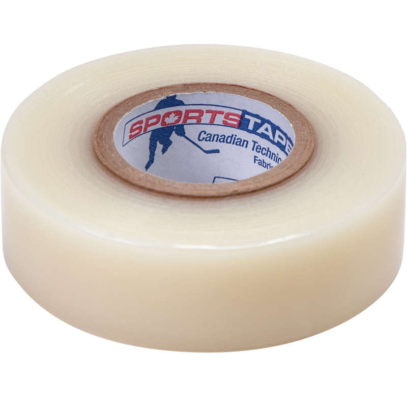 PLAYER AND GAME ACCESSORIES Roller Hockey - Transparent Hockey Tape CANADIAN TECHNICAL - Roller Hockey