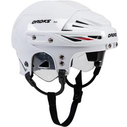 CASQUE HOCKEY IH 500 JR BLANC
