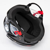 CASQUE HOCKEY IH 500 JR NOIR